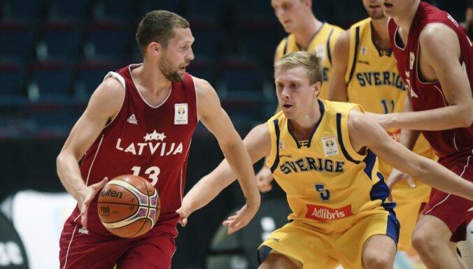 Noskaidroti Latvijas basketbola izlases nākamie pretinieki Pasaules kausa kvalifikācijā