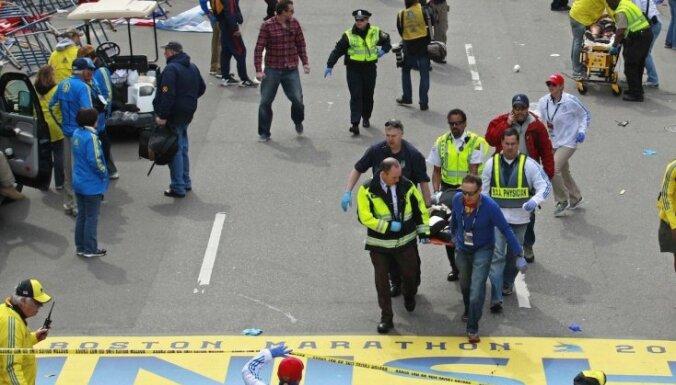 Bostonas maratonā piedalījies vismaz viens skrējējs no Latvijas