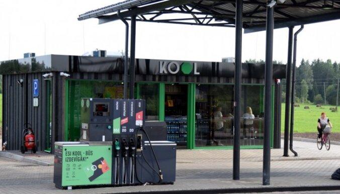 Латвийская сеть Kool планирует открыть еще 10 автозаправок