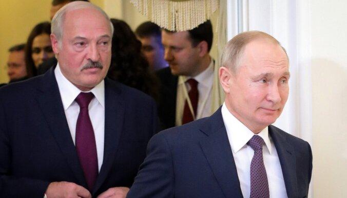 NATO nepacietīs Baltkrievijas suverenitātes apdraudējumu, spekulē Lukašenko