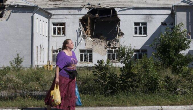 Киев: Обама поддержал создание гуманитарной миссии в Луганске