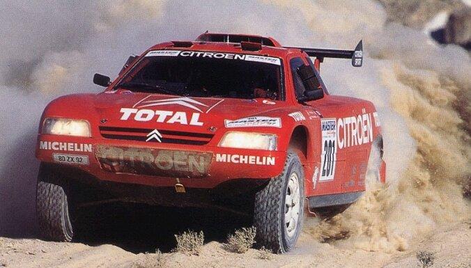 'Citroen' divu gadu laikā gatavojas atgriezties Dakaras rallijā