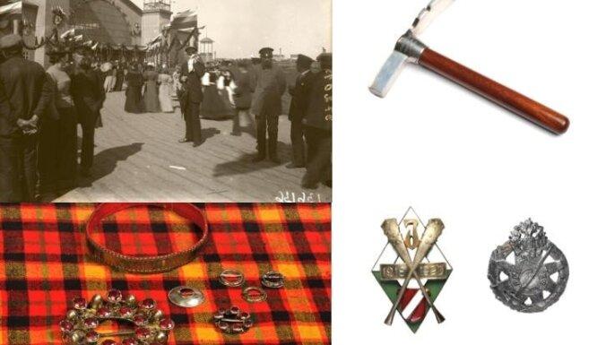 Реликвии Латвии: Имантский полк, латышские стрелки и праздник песни