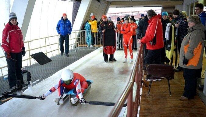Pasaules labākie jaunie kamaniņnieki Siguldā cīnīsies par ceļazīmi uz Jaunatnes Olimpiādi Lillehammerē