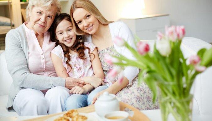 Mātes dienai veltītie koncerti un svētku pasākumi Rīgā