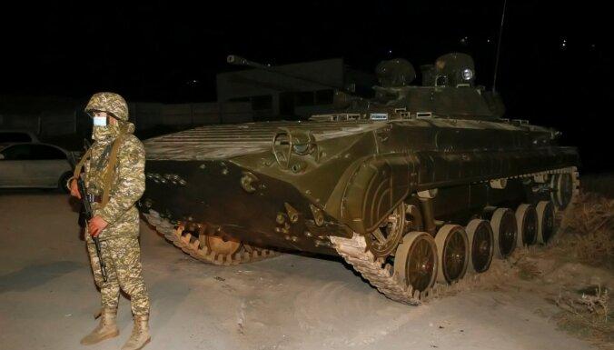 Киргизия и Таджикистан отвели войска от границы