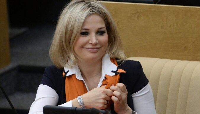 Максакова рассказала о разговоре с предполагаемым убийцей Вороненкова