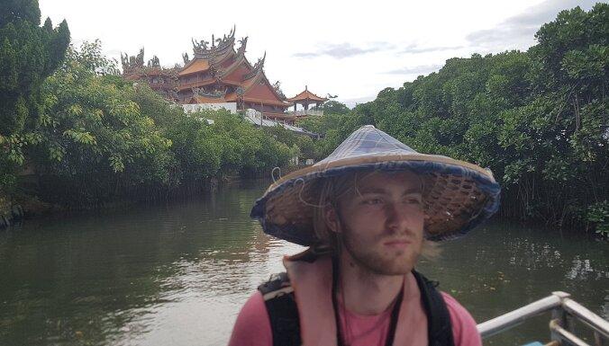 Šķidrie kristāli un kultūršoks: latviešu fiziķa piedzīvotais Taivānā