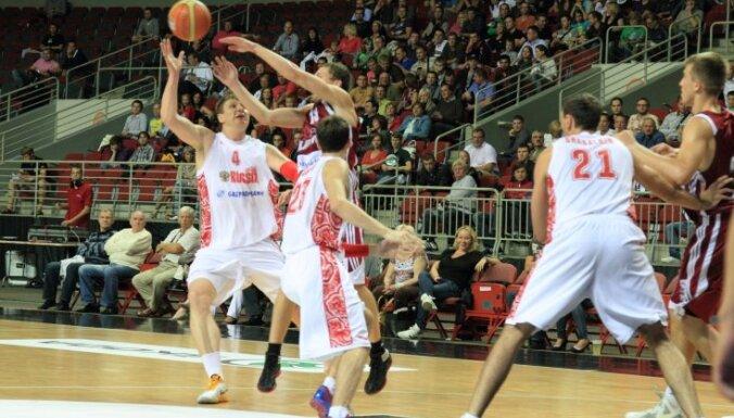В Елгаве сборная России выиграла у Латвии еще убедительнее