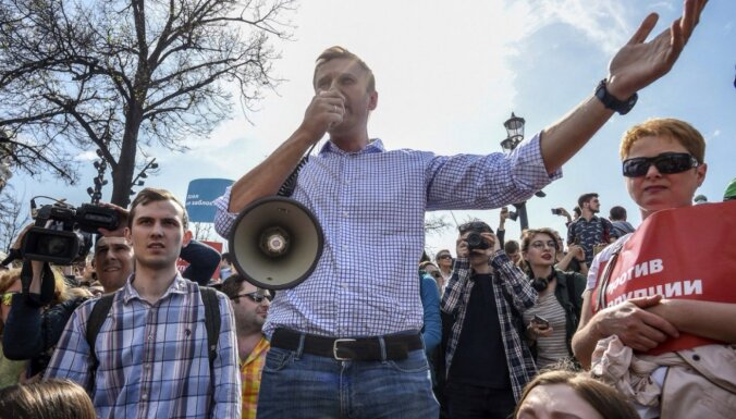 Опрос: Путин и Навальный— самые вдохновляющие люди для россиян