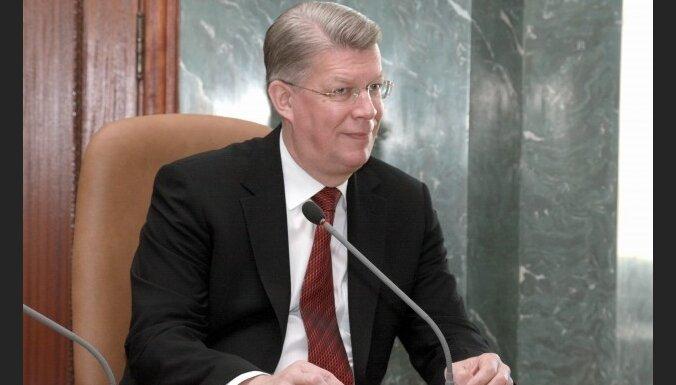 Затлерс призвал евродепутатов Латвии к единству