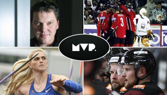 'MVP': 'Igauņu hokejs', topošā izlases triecienmaiņa un vārtsargs, kurš pārcieta 0:11