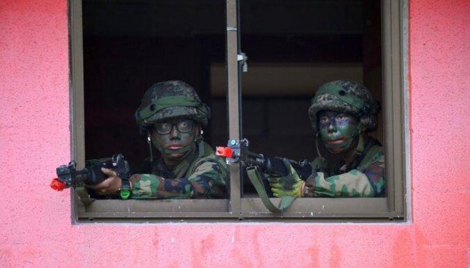 Ziemeļkorejas hakeri nozaguši ASV un Dienvidkorejas kara plānus
