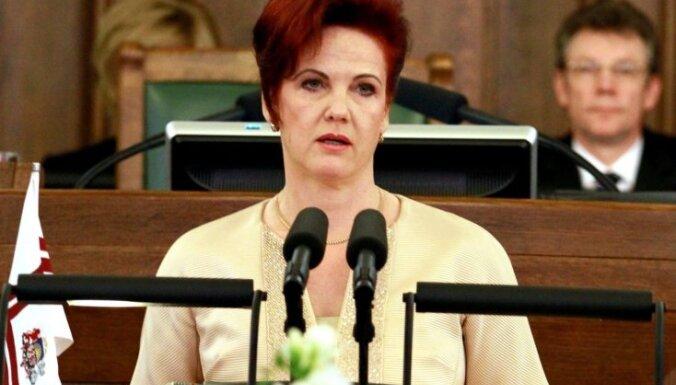 Āboltiņa: Mūsu piederība Rietumiem un Eiropai ir valstiskuma un identitātes jautājums