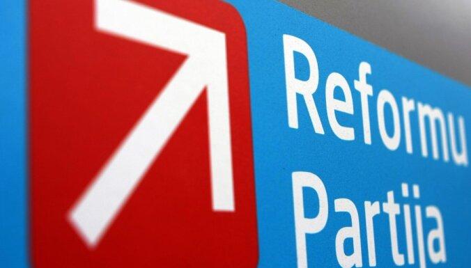 Reformu partija Rīgā grasās startēt atsevišķi; nešaubās par 5% sliekšņa pārkāpšanu