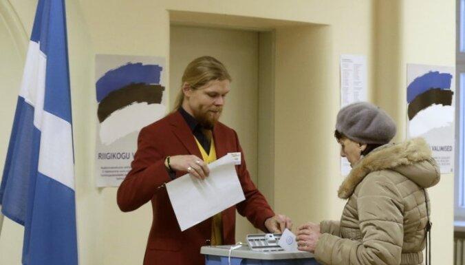 В Эстонии сформировали правительственную коалицию