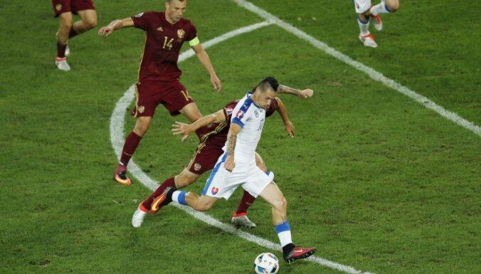 Russia v Slovakia - EURO 2016