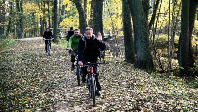 Рижская дума получила права на землю для строительства велодорожки Иманта— Даугавгрива
