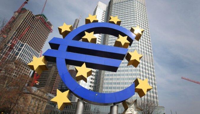 Низкие цены на нефть привели к дефляции в еврозоне