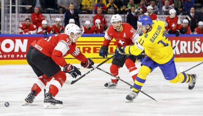 Швеция продлила победную серию до шести, Чехия и Россия — с путевками в 1/4 финала