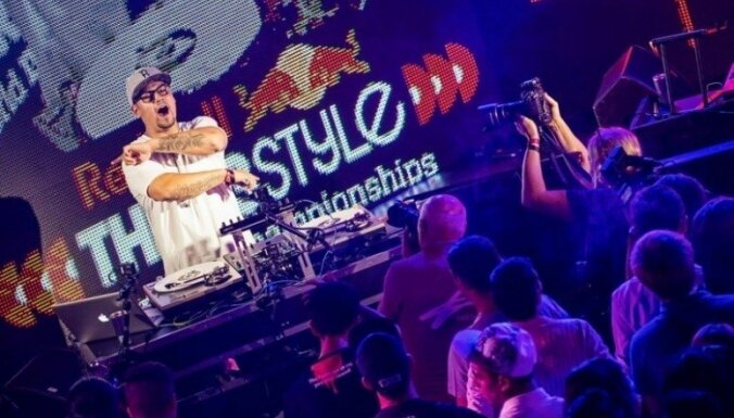 'LMT Summer Sound' festivāla 'Red Bull Thre3style' skatuve papildina mākslinieku sarakstu