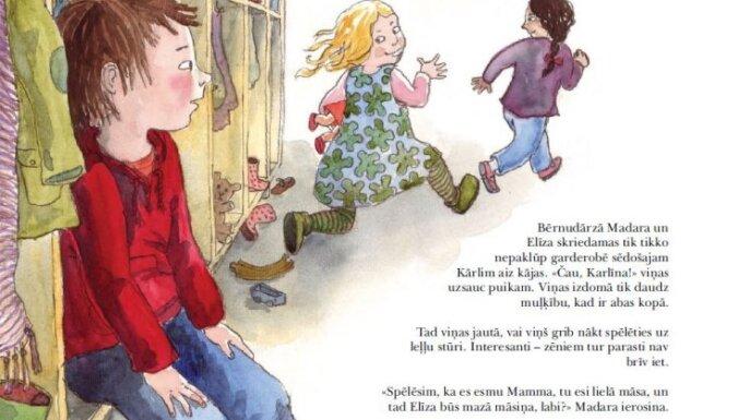 Interesi par 'dzimumu lomu grāmatiņām' izrādījuši 15 bērnudārzi