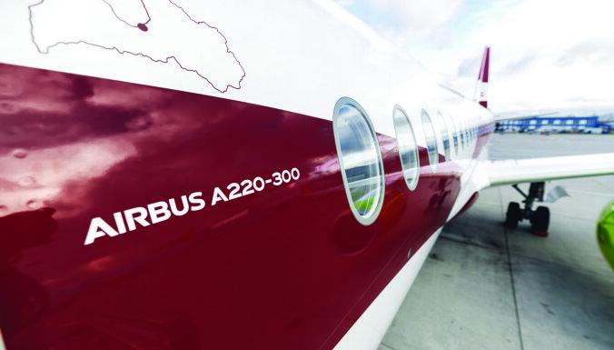 'airBaltic' valdes priekšsēdētājs Martins Gauss: globāls redzējums par 'airBaltic'