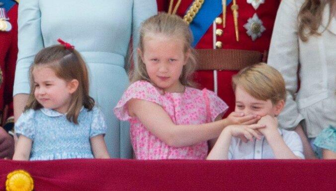 Принцу Джорджу шесть лет. Новые фотографии маленького принца
