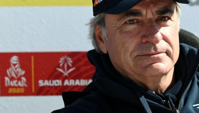 Sainss uzvar Dakaras septītajā posmā un palielina pārsvaru kopvērtējumā