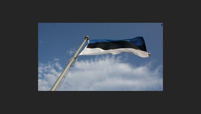 Igaunija atzīmē valsts karoga 125. jubileju