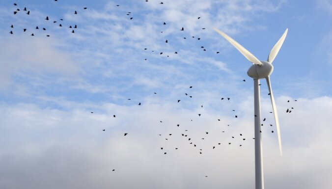 Pārdod 'Winergy' un 'NBT Energy' piederošos vēja ģeneratorus
