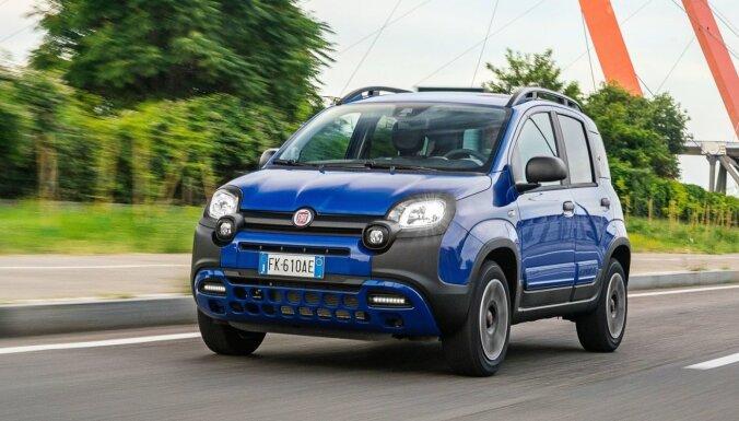 FIAT giljotinēs 'pandu' – ražotājs vēlas atteikties no mazajiem auto