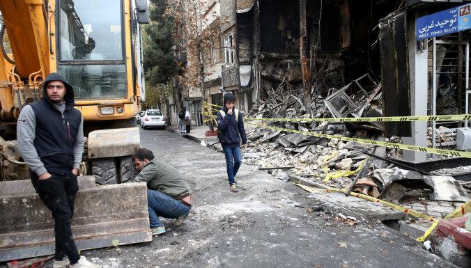 """""""Бензиновые протесты"""" в Иране: Amnesty International заявила о сотнях жертв"""
