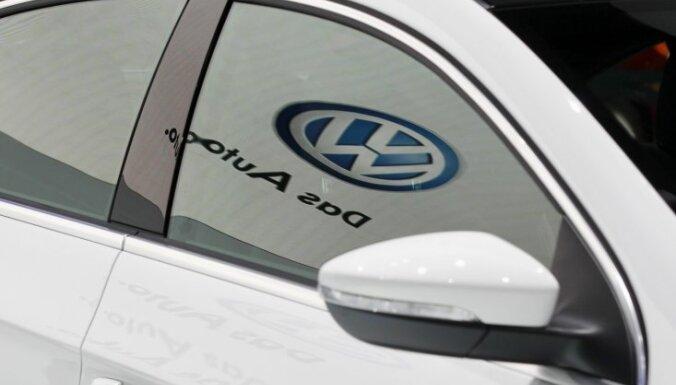 Pasaules otrais lielākais autoražotājs 'VW' apsver domu pievienoties F-1