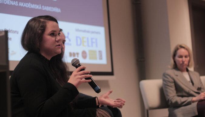 Justīne Širina: Vai visiem jābūt iespējai iegūt augstāko izglītību?