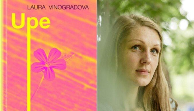 Eiropas Savienības balva literatūrā piešķirta rakstniecei Laurai Vinogradovai