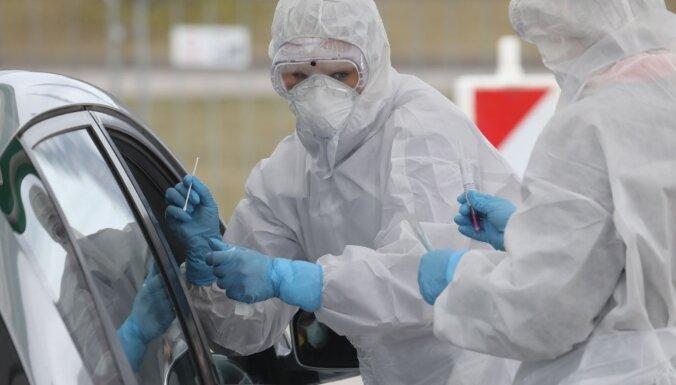 В Литве за сутки подтверждены 32 новых случая коронавируса, один человек умер