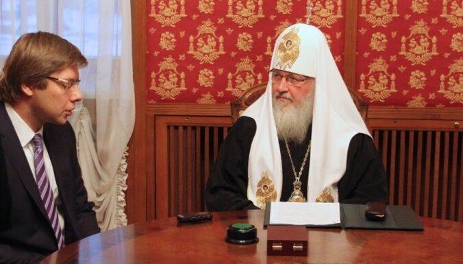 Патриарх Кирилл: надо решить проблему неграждан и повысить статус русского языка