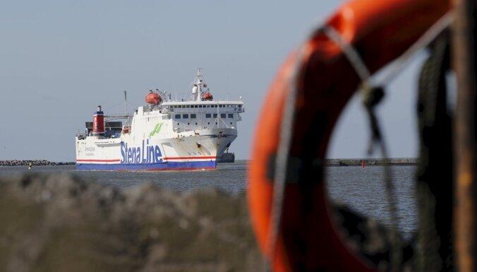 'Stena Line' par 40% palielina kravas pārvadājumu jaudu maršrutā Trāveminde – Liepāja