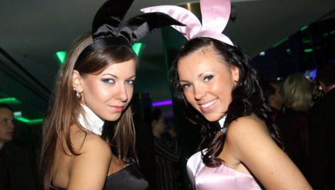 Playboy ballīte, Playboy