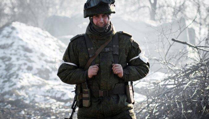 Putins atzīst Krievijas cilvēku militāru iesaisti Donbasā