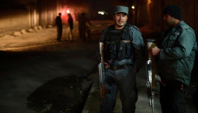 Afganistānas izlūkdienesta vadītājs ievainots atentāta mēģinājumā