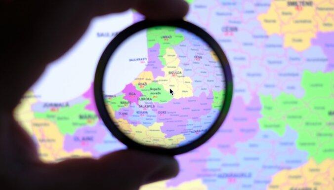 Novadu reforma: ST vērtēs arī Rundāles novada pievienošanu Bauskas novadam