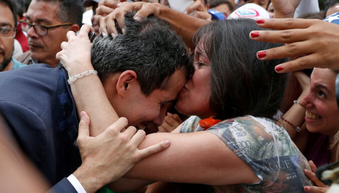 Гуайдо назвал сроки проведения выборов в Венесуэле