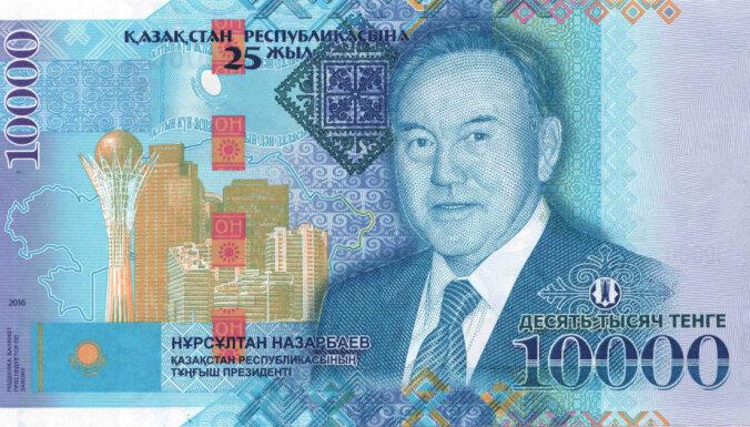 Казахстан уберет русский язык со своей национальной валюты