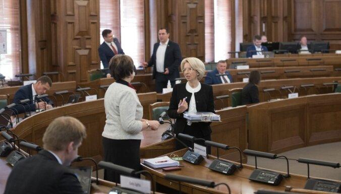 Saeima pieņem jaunu administratīvo sodu likumu