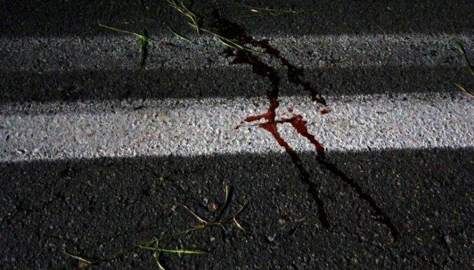 Подозреваемый в убийстве таксиста в Таллине застрелился на глазах полицейских