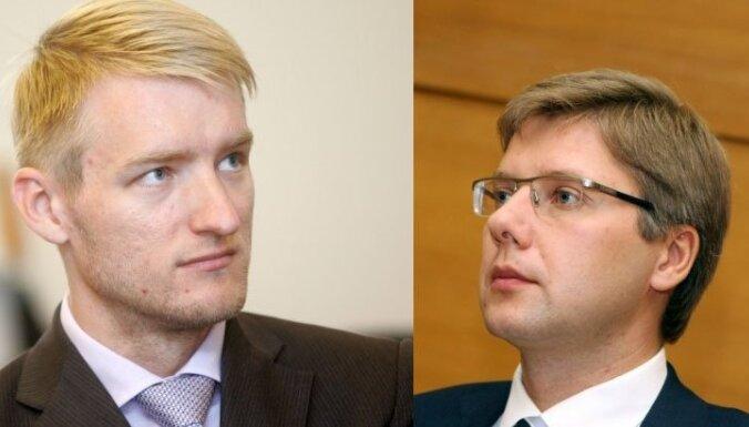 Спруджс: для отставки Ушакова нет оснований