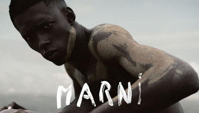 Написано кровью: рекламную кампанию модного дома Marni назвали расистской