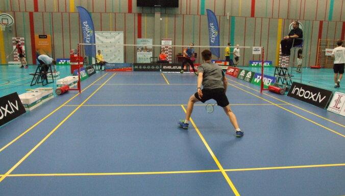 Pēc Līgo svētkiem risināsies 'Ceresit' vīriešu komandu kauss badmintonā